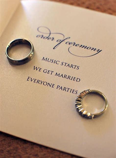 Wedding Quotes Non Traditional by Wedding Quotes 15 Non Traditional Wedding Programs Via