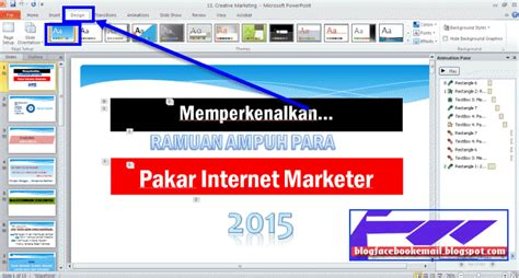 cara membuat video presentasi power point cara membuat presentasi menarik menggunakan power point
