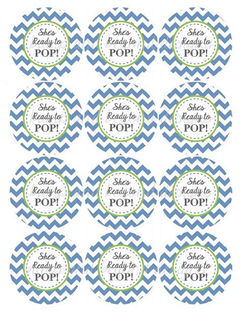 ready to pop stickers template she s ready to pop printable sticker bumpandbeyonddesigns