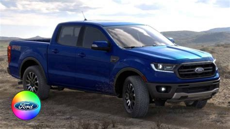 2019 Ford Colors by 2019 Ford Ranger Wildtrak Colours 2018 2019 2020 Ford