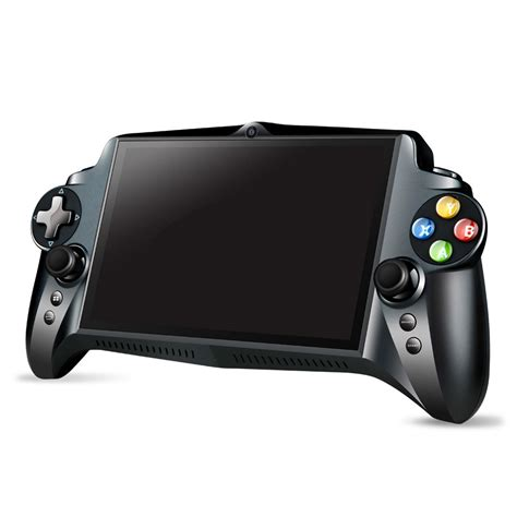 android portable console jxd singularity s192 android 4 4 gamepad tablet pc black