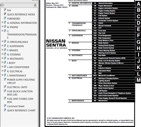 car engine repair manual 1999 nissan sentra on board diagnostic system service manual small engine repair manuals free download 2012 nissan altima user handbook