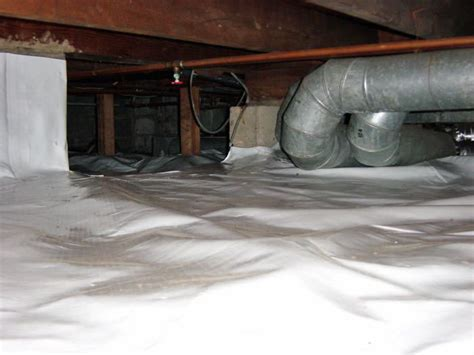 crawl space barrier by toronto markham mississauga