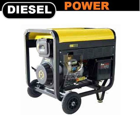 6kw luxy series diesel portable generators china