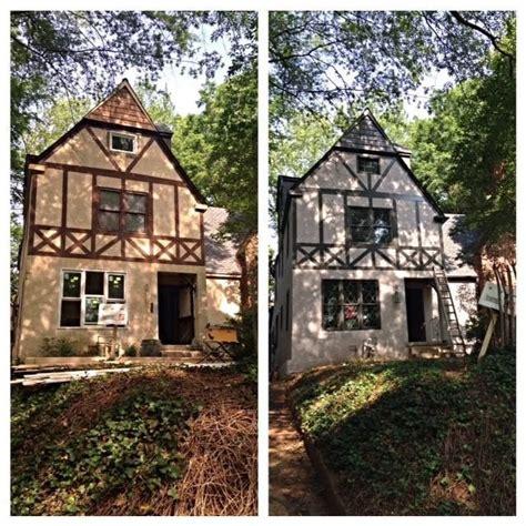 modern tudor style color pasho pinterest tudor a new exterior color scheme tudor revival reno