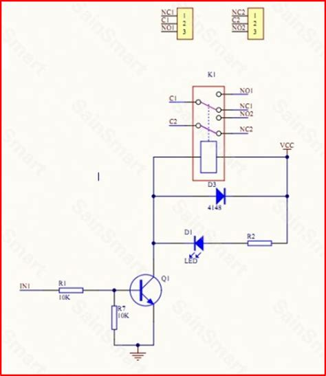 diodes with relays relay with arduino microcontroller diode needed electrical engineering stack exchange