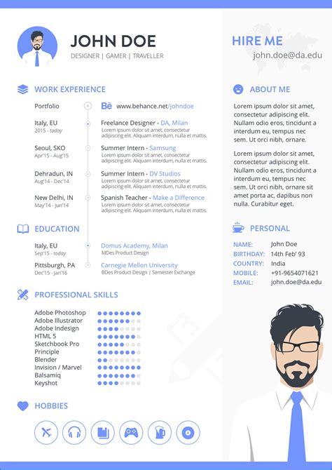 Sketch Resume