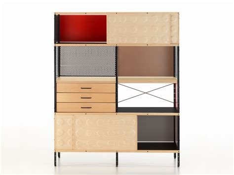 buy the vitra eames storage unit esu bookcase at nest co uk