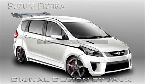 Suzuki Ertiga Harga Harga Suzuki Ertiga Luxurious Cars