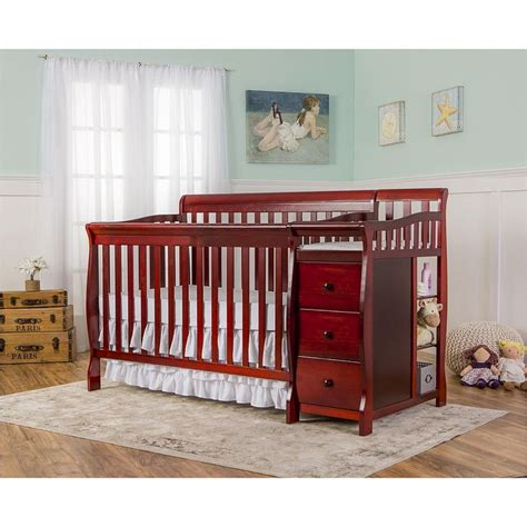 Changing Table On Crib 1000 Ideas About Crib With Changing Table On Baby Cribs Cribs And Baby Nursery Themes