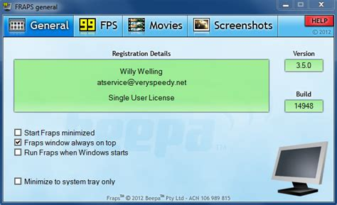 fraps full version download free crack fraps 3 5 full version with crack free download pak softzone