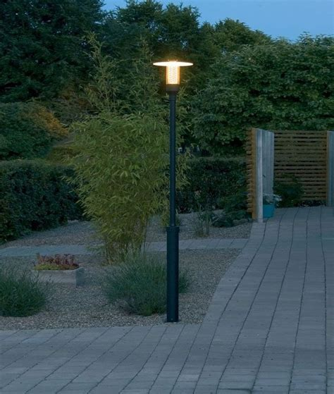 Stylish Outdoor Lighting Stylish Modern L Post