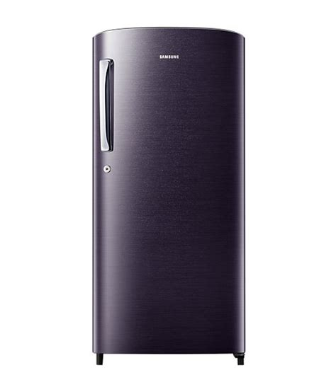 Samsung Refrigerator One Door by Samsung 192 Ltr 4 Rr19j2784ut Single Door