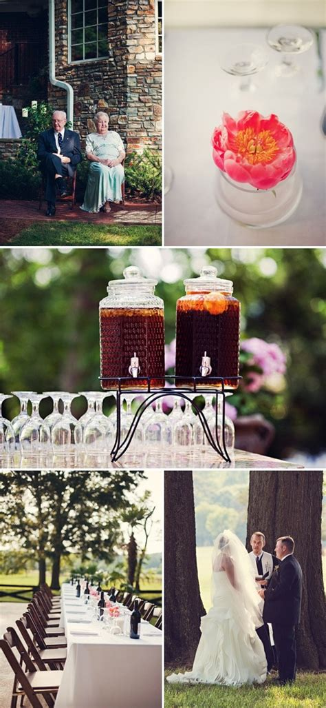 Vintage Backyard Wedding Ideas Diy Backyard Wedding Ideas 2014 Wedding Trends Part 2