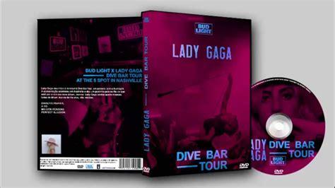 Dvd Import Gaga Tour speed dvd cover gaga dive bar tour