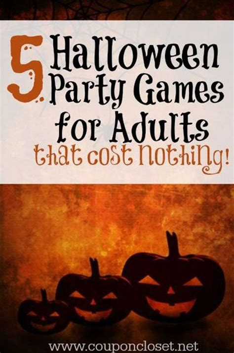 adult halloween party 25 best ideas about halloween games adults on pinterest