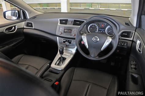 nissan sylphy 2010 interior the new nissan sylphy 2014