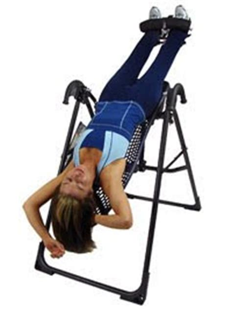 Inversion Table For Herniated Disc by Fix Disc Disease Curing A Herniated Disc With