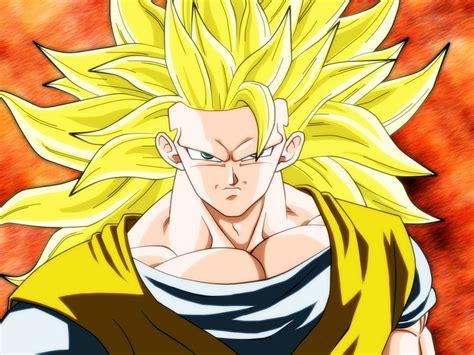 Goku Ss3 z wallpapers goku saiyan 3