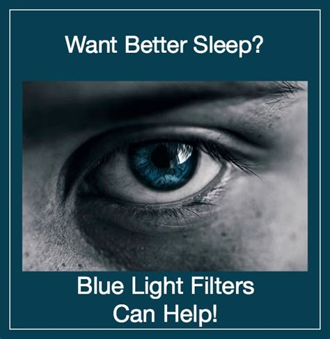 Blue Light Effect On Sleep by Want Better Sleep Blue Light Filters Can Help