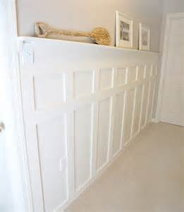 Mdf Chair Rail - diy board and batten plus 5 000 earn your stripes room makeover contest living rich on