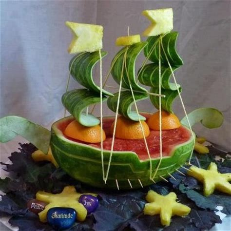 love boat theme party food decor to adore a bon voyage themed party
