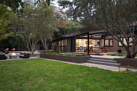 Mid Century Architecture a mid century modern house in california gets a remodel