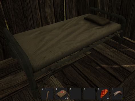 rust bed bed rust wiki