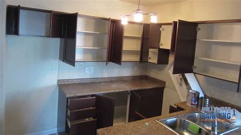 how to set up kitchen cabinets innovative set up the dark painted kitchen cabinets design