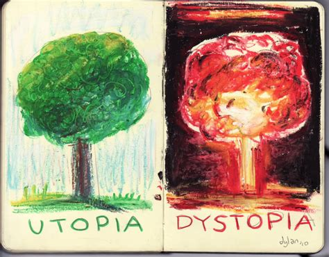 themes in utopian literature the dystopia favorite social issue addressed in fiction