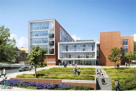 new ucla school teaching building earns