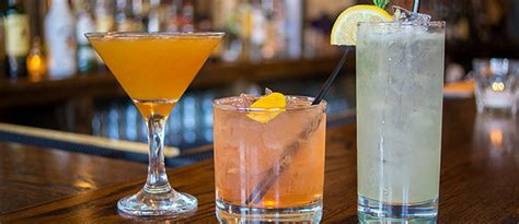 Top Drinks At A Bar by Must Try Cocktail Bars In 8 Philadelphia Neighborhoods