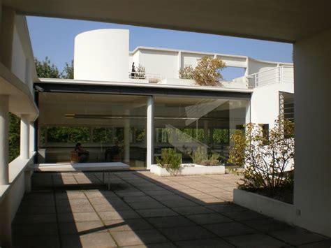 Villa Savoye Innen by 17 Le Corbusier Buildings Added To Unesco World Heritage List
