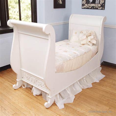 Sleigh Bed Crib by Sleigh Bed Crib Convertib Bayb