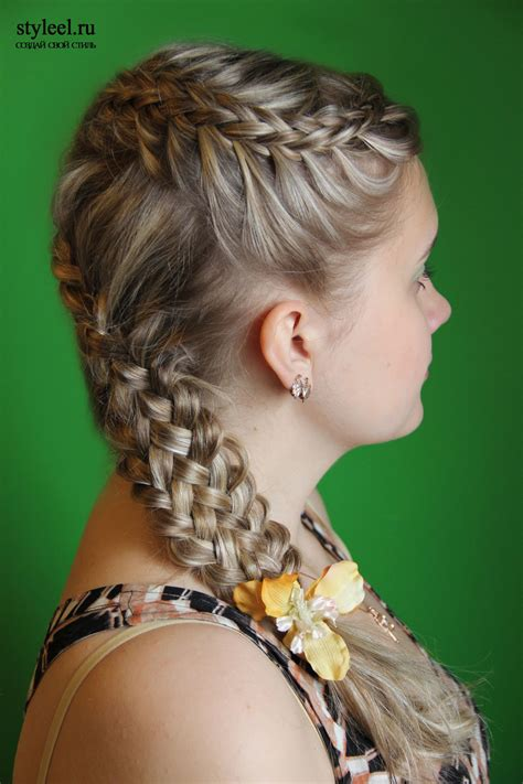 Hairstyles With Braids by Local Fashion Forty And One Braid Hairstyles
