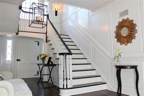 Pretty Troy Lighting Vogue Newark Traditional Staircase