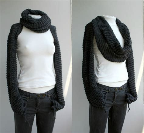 free knitting patterns for shrugs and wraps knitted sleeves charcoal wrap bolero shrug