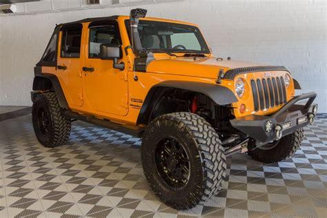 jeep rubicon orange best jeep wrangler colors top 10 wrangler colors cj