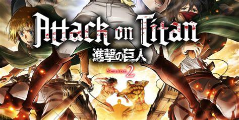 anime attack on the titan season 2 attack on titan season 2 synopsis eren s battle with
