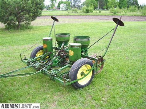 Deere Corn Planter For Sale by Armslist For Sale Deere 2 Row Corn Planter