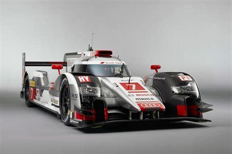 Audi R18 E Tron by Audi R18 E Tron Quattro 2015 Le Mans Challenger Revealed
