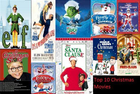 famous christmas movies ten best christmas movies mehlville media