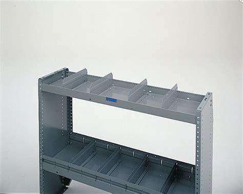 Adjustable Shelf Dividers by 14 Quot Divider For Adjustable Shelving