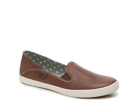 keds crashback leather slip on sneaker womens dsw