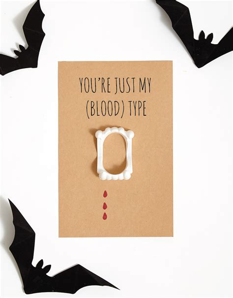 boyfriend puns diy cards fun with halloween puns shari s berries blog