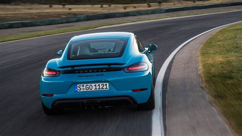 Porsche Gts Price by Porsche 718 Cayman Gts 2018 Review Specs Prices And