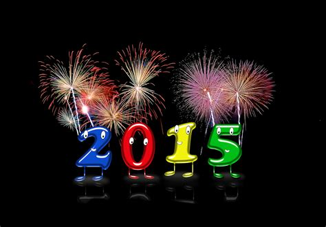 wallpaper bergerak happy new year 2015 happy new year 2015 and awesome text photo
