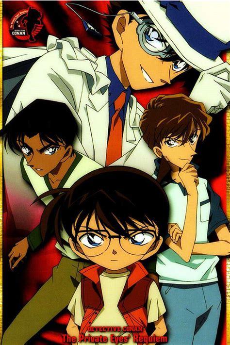 Kaos Seven Detectiv Conan 1 detective conan live wallpaper for android detective conan live wallpaper 1 0