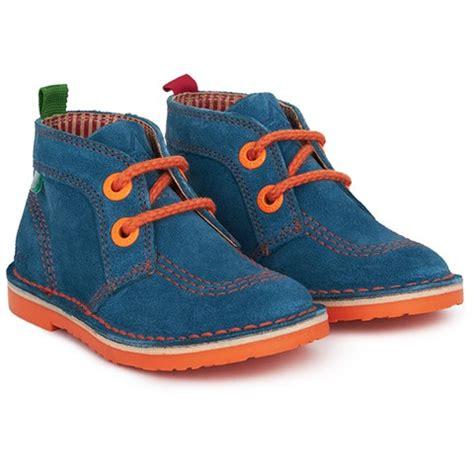 Sepatu Boots Suede Kickers Termurah kickers turquoise suede desert boots alexandalexa