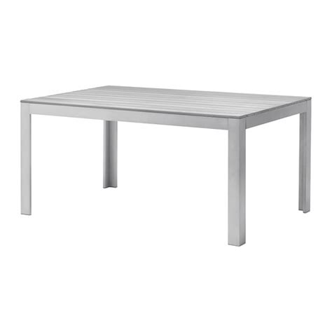 Gray Table by Falster Table Outdoor Gray Ikea